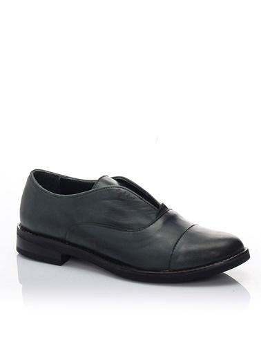 Hakiki Nubuk Deri Ayakkabı-Bueno